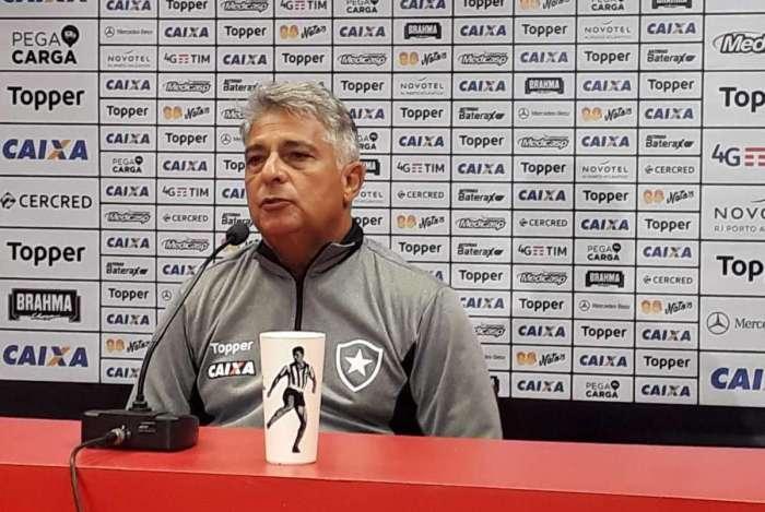 Marcos Paquetá é demitido após derrota para o Nacional, do Paraguai, pela segunda fase da Copa Sul-Americana