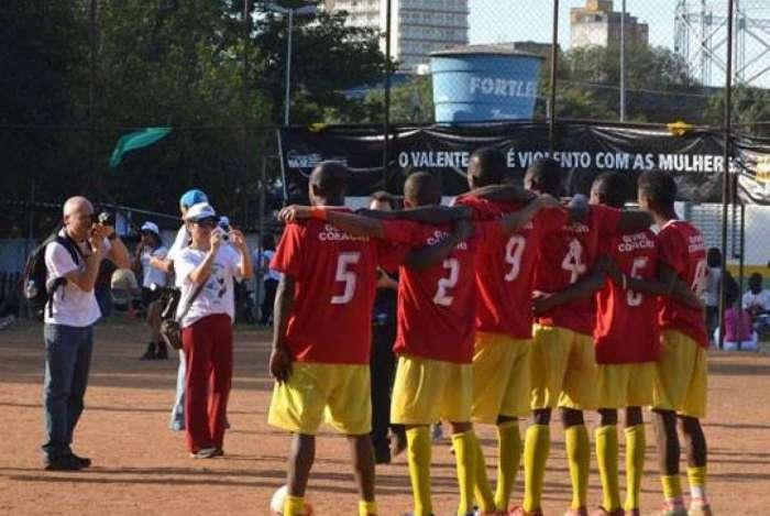 Copa de Integração dos Refugiados
