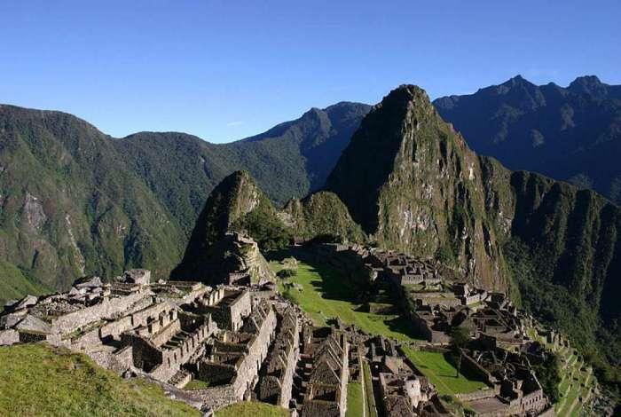 Machu Picchu foi declarado Patrimônio da Humanidade pela Unesco em 1983 e, depois de um concurso feito pela internet, foi incluído na lista das Sete Maravilhas do Mundo Moderno em 2007