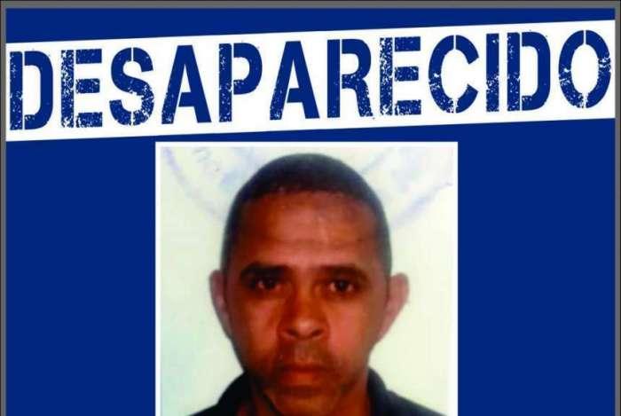 Portal pede informações sobre o desaparecimento de Paulo Rogério da Silva Trabach, mais conhecido como Gelo