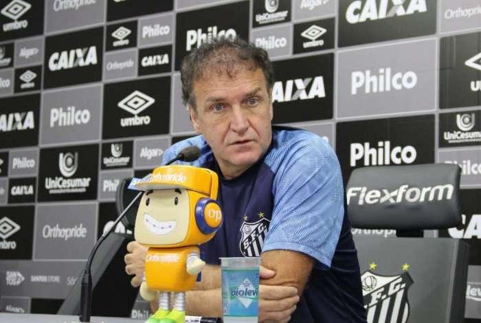 Cuca relembrou derrota com o Botafogo
