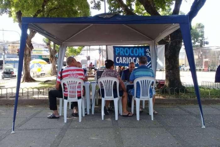 Projeto Itinerante do Procon Carioca