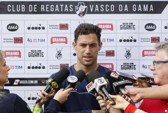 Vasco já estaria procurando substituto para Martín Silva
