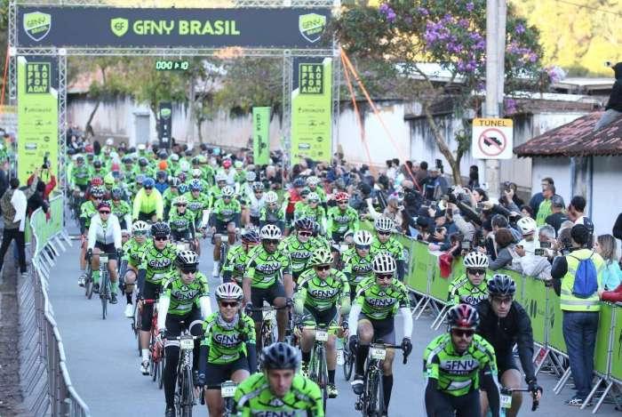 Depois da primeira edição no Brasil, Gran Fondo New York tem um percurso renovado