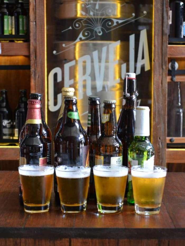 Dia da cerveja no Chopp Express Brahma - coluna Invasão de Sabores
