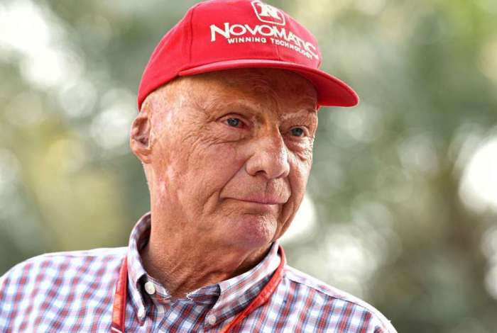 O austríaco Niki Lauda era presidente não executivo da Mercedes: falência renal como provável causa da morte