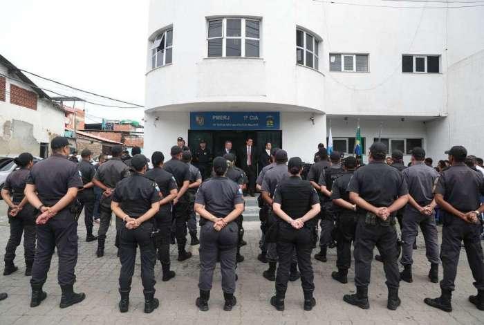 Atualmente, a Polícia Militar tem mais de 15 mil sargentos e quase 9 mil soldados