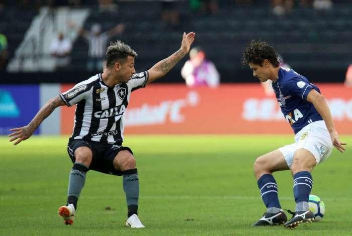 Botafogo fica no empate com o Santos no Engenhão