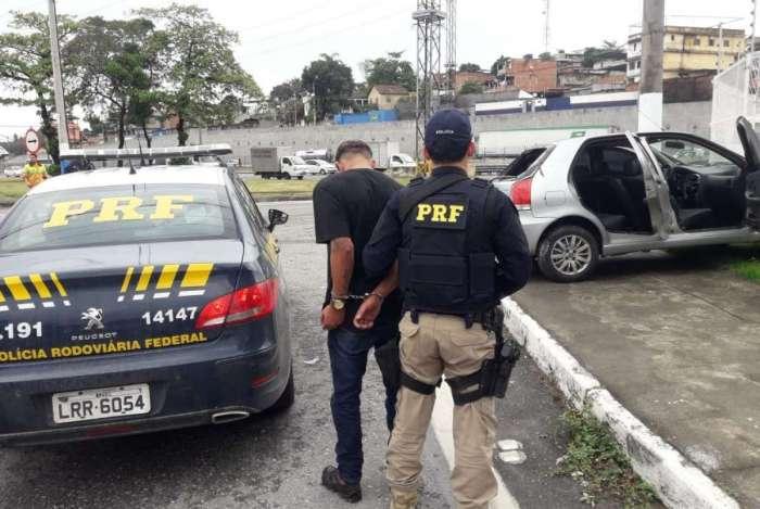 Polícia prende suspeito de tentar roubar carga em São João de Meriti