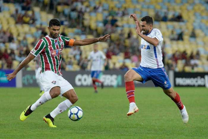 Fluminense e Bahia empatam no Maracanã