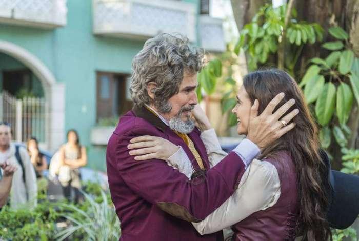 Dom Sabino e Marocas se reencontram