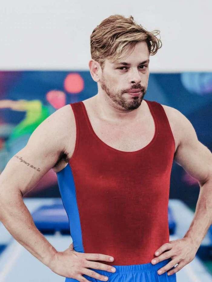 Bruno Chateaubriand compete domingo no Rio