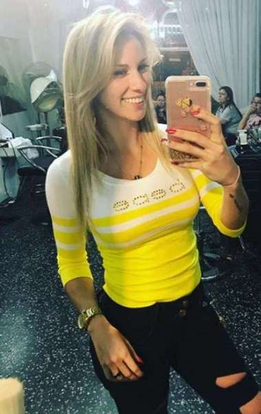 Esposa de Néstor Pitana, árbitro responsável por apitar partida entre Flamengo e Cruzeiro pela Libertadores, faz sucesso na Web