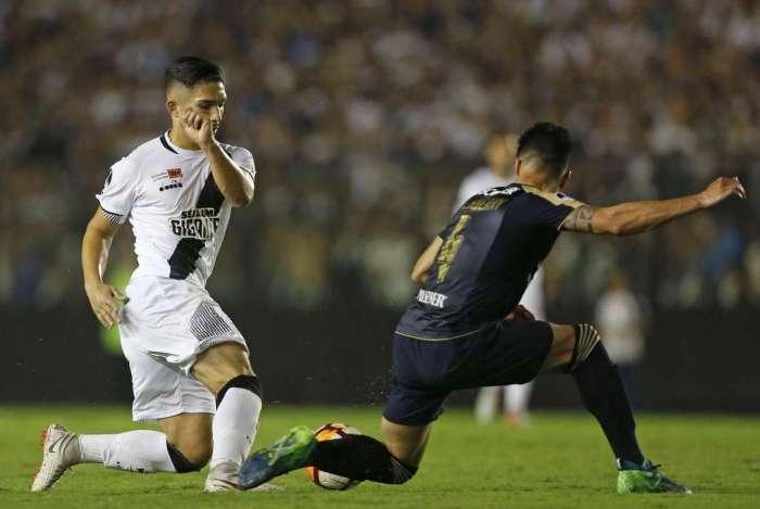Vasco venceu mas se despediu da Sul-Americana