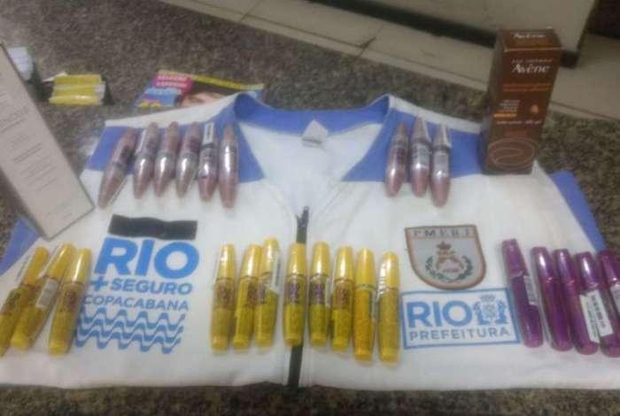 Rio+Seguro: ações da GM-Rio e PM prendem três homens