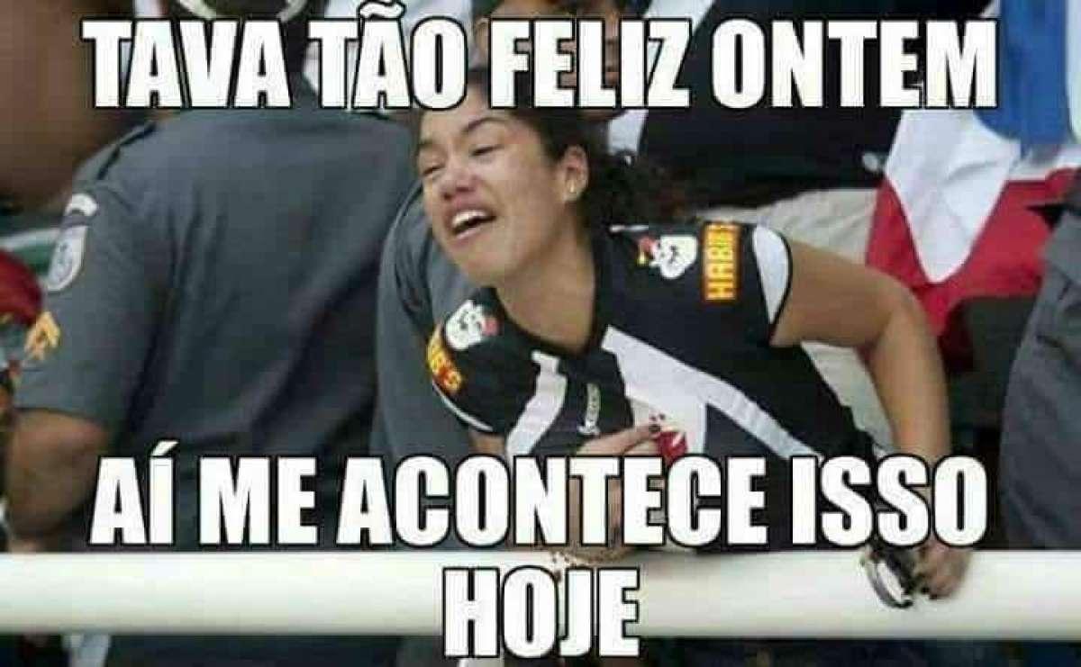 Rivais Provocam Vasco Na Internet Após Derrota Para O Santos