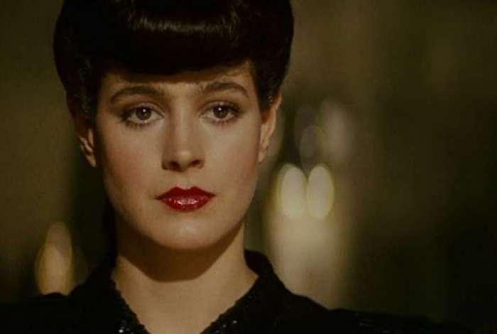 Sean Young em cena de 'Blade Runner: o Caçador de Andróides'
