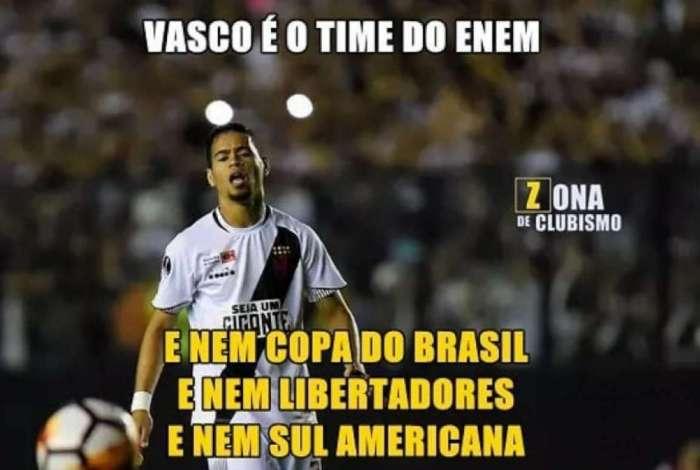 Vasco é eliminado pela LDU da Sul-Americana nesta quinta-feira, em São Januário