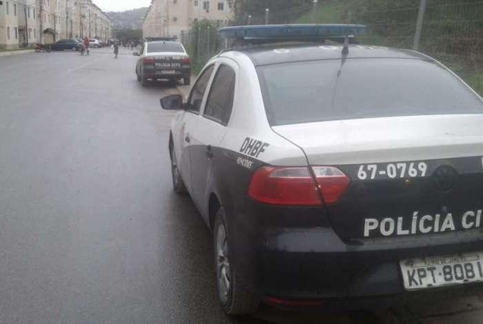 Polícia Civil faz operação em comunidades de Belford Roxo