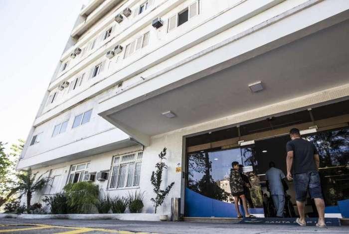 Hospital Santa Martha está localizado no bairro de Santa Rosa, em Niterói