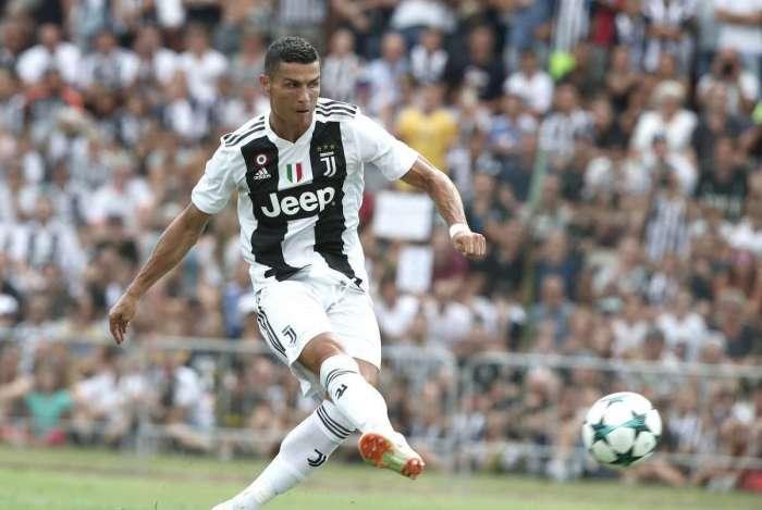 Cristiano Ronaldo marcou em amistoso e fará estreia oficial no próximo sábado