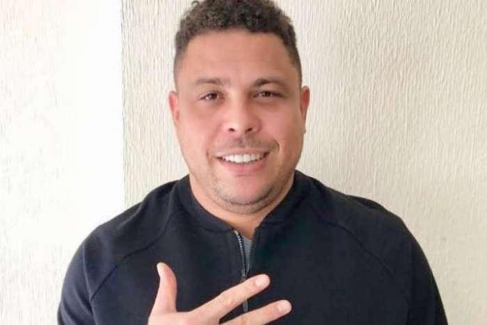 Ronaldo Fenômeno foi criticado por Márcio Braga