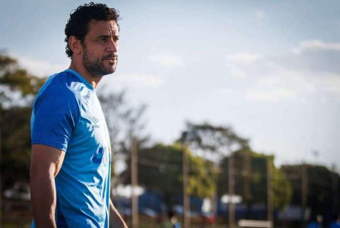 Fred está atualmente no Cruzeiro