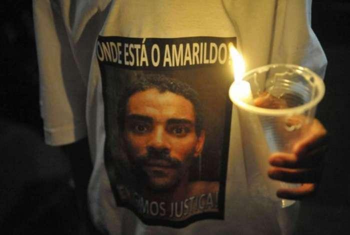 A  Justiça  reconheceu  a  morte  presumida  do  ajudante  de  pedreiro  Amarildo  Dias  de  Souza,  que  desapareceu  em  julho  de  2013,  após  ser  detido  e  levado  por  policiais  para  a  UPP  da  Rocinha