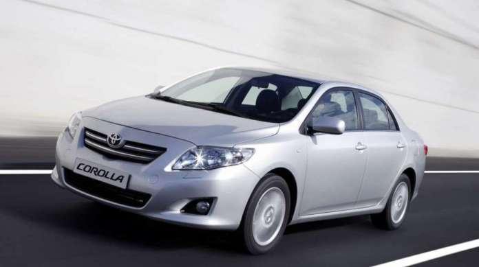 Toyota Corolla 2008 � o l�der no ranking de menor desvaloriza��o entre os usados e seminovos