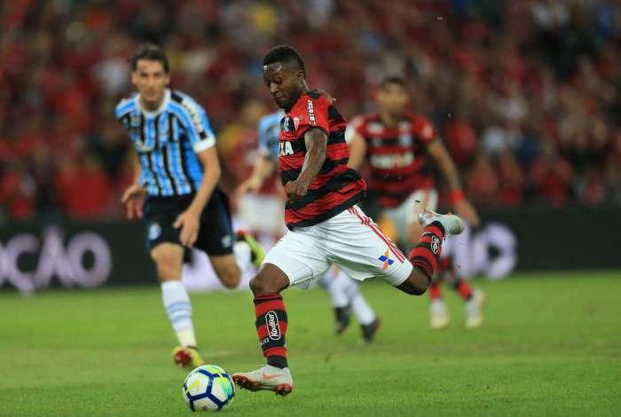 Flamengo derrotou o Grêmio pela Copa do Brasil