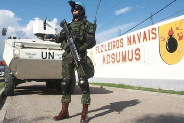 Fuzileiros Navais - Divulgação