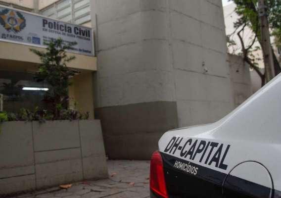 Policiais civis criaram um blefe para prender a suspeita