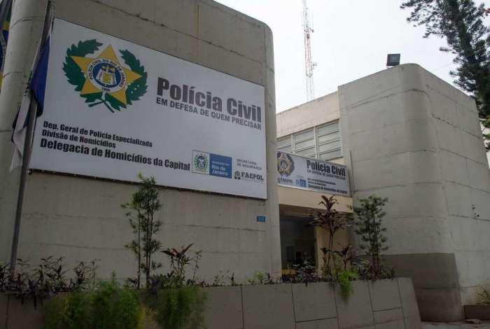 Prisão foi feita pela Delegacia de Homicídios na Barra