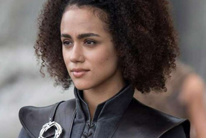 Nathalie Emmanuel, a Missandei de 'Game of Thrones'