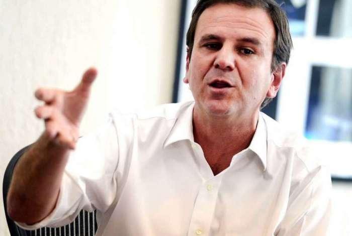 Quando for questionado sobre aliança com o ex-correligionário, Eduardo Paes afirmará que adversários também já foram aliados do ex-governador Sério Cabral