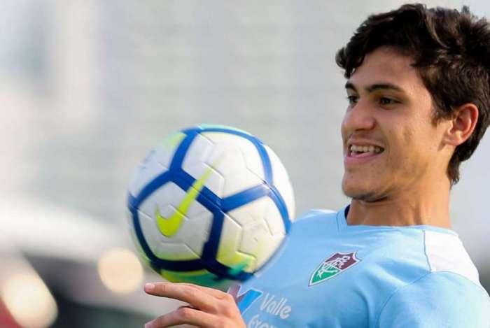 Pedro tem 19 gols na temporada. No Brasileiro, é o artilheiro com 10 bolas  na rede