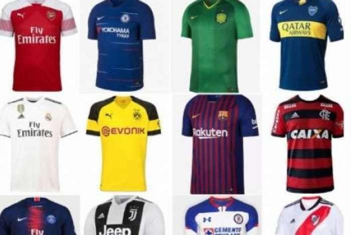 Jornal espanhol coloca camisa do Flamengo como uma das  mais bonitas ... 8faf8650ad8d6