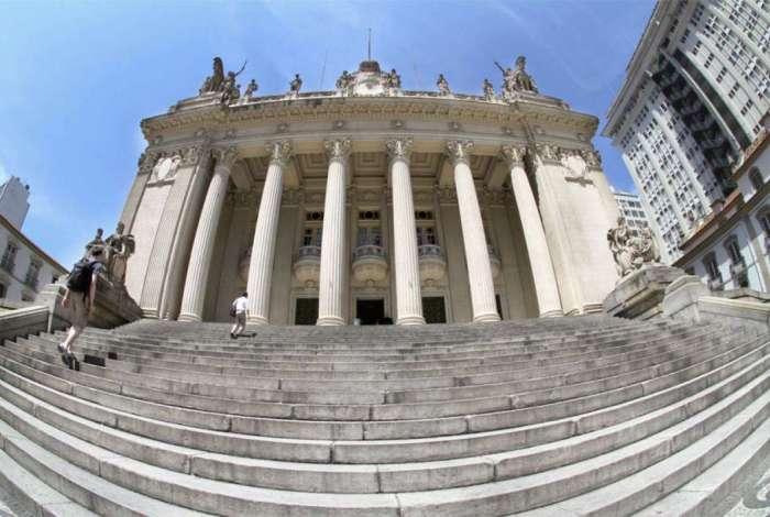 Palácio Tiradentes é a sede da Alerj