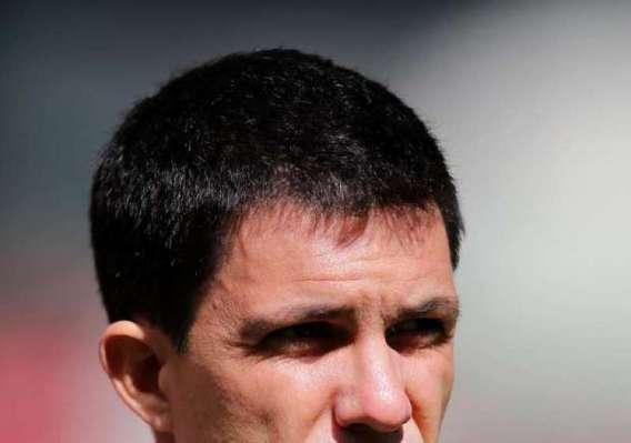 Mauricio Barbieri, t�cnico do Flamengo