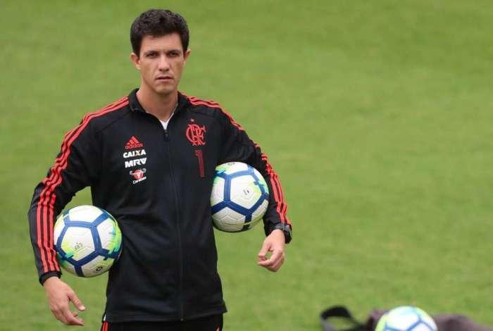 Barbieri é o técnico do Flamengo