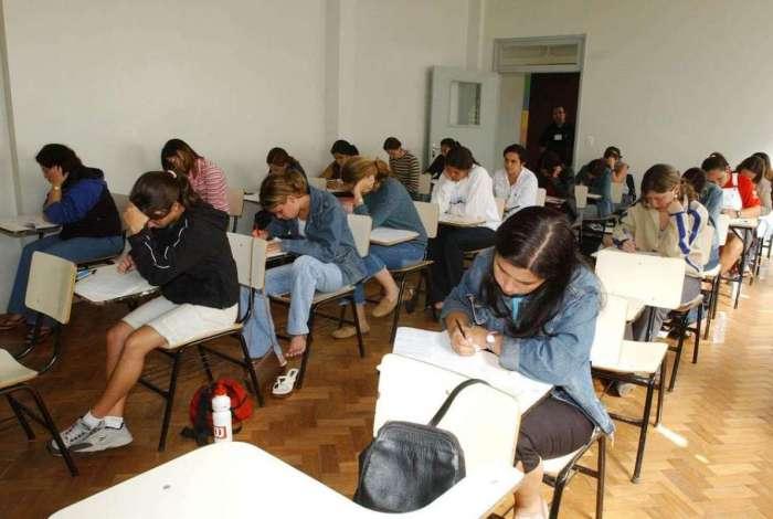 As etapas do Exame Nacional do Ensino Médio (Enem) estão marcadas para os dias 03 e 10 de novembro