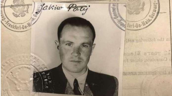 Ex-guarda da SS que trabalhou em campos de concentra��o, Jakiw Palij, 95 anos, morava nos EUA desde 1949 e foi expulso dos EUA para a Alemanha