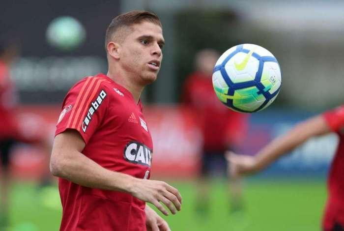 42a51df73e Destaque do Flamengo teria orientado empresário a procurar clubes ...