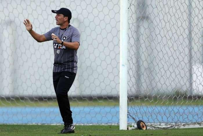 Botafogo de Zé Ricardo está perto do Z-4 do Brasileirão