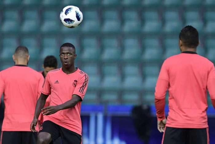 Vinicius Júnior está se destacando no Castilla