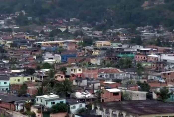 O município está sofrendo com a guerra de traficantes da região