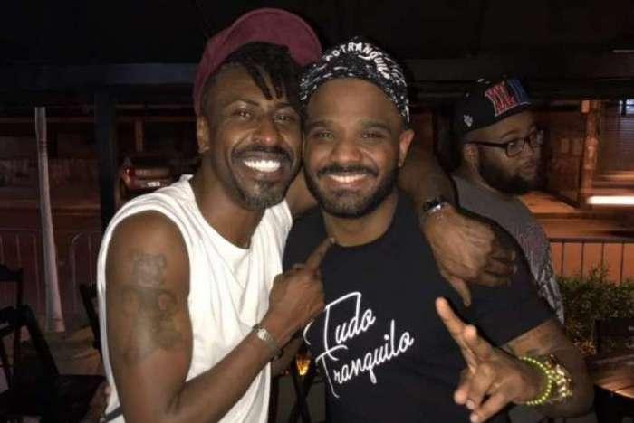 Dodô e Arlindinho Cruz no Espetto Carioca