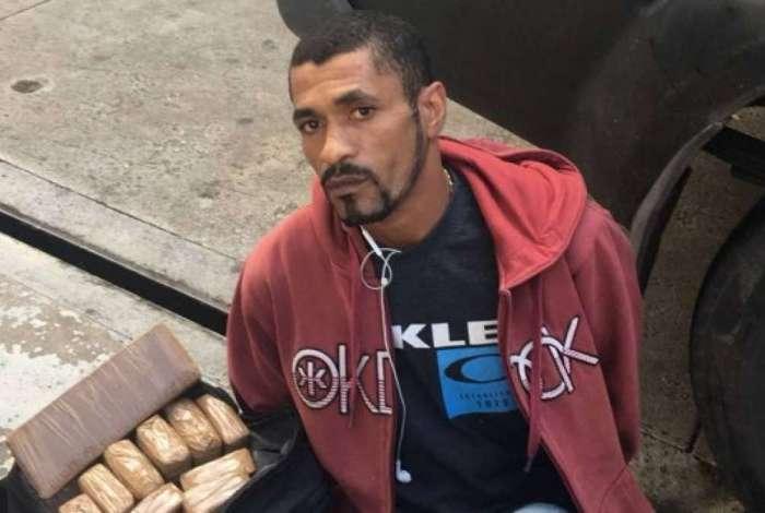 Polícia prende suposto traficante do PCC próximo ao Morro do São Carlos