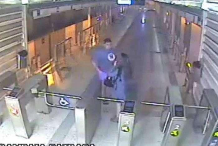 Apreendido adolescente que esfaqueou jovem em estação de BRT