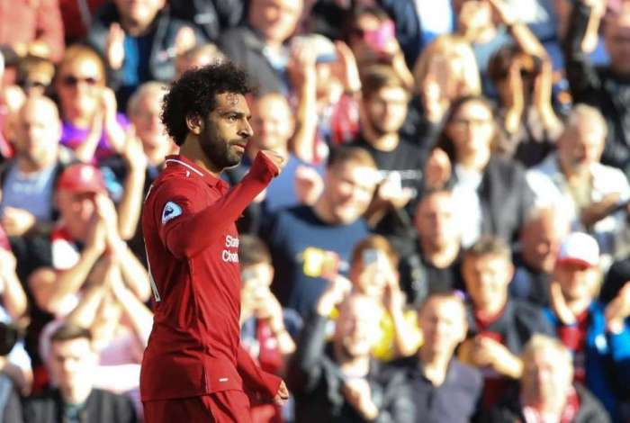 Salah concorre ao prêmio de melhor jogador do mundo